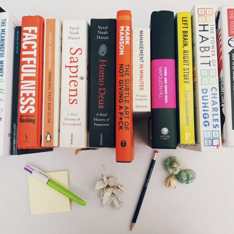 5 Books on Personal Finance & Investing